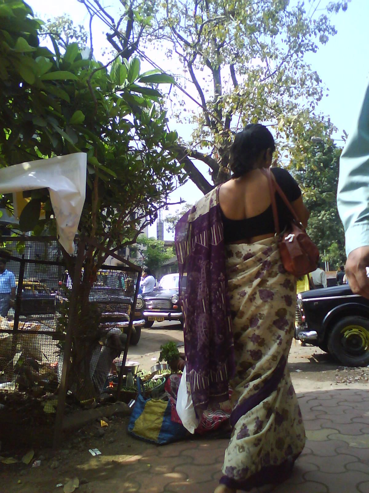 Back side sex