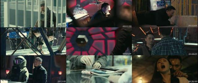 Police Story (2013) DVDRip Latino