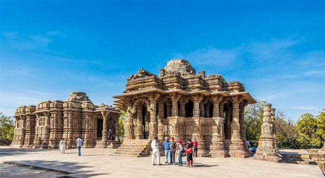 The Sun Temple Modhera