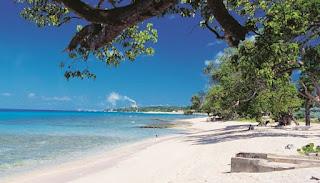 Las playas de las Barbados