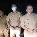 Bupati dan Wakil Bupati Wajo Pantau Banjir di Desa Ujung Pero