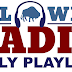 All WNY Radio Playlist for Oct. 13, 2019