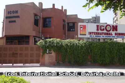 Icon International School, Dwarka