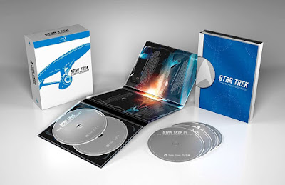 Star Trek Stardate Collection Bluray Box Set