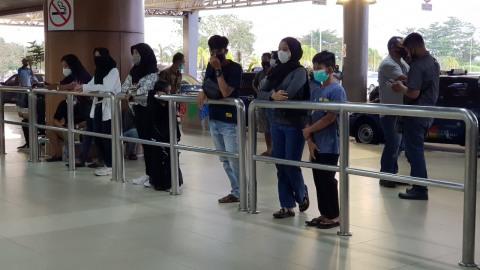Kisah Keluarga Selamat dari Tragedi Sriwijaya Air Karena Hasil Swab Lama