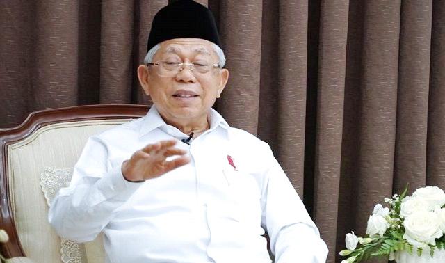 Posisi Wakil Presiden Terguncang, Ma'ruf Amin Disarankan Pulang ke NU