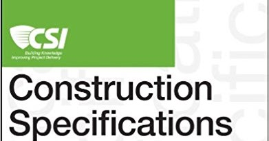 construction specification