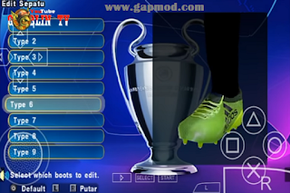 Download Textures & Savedata UEFA Champions League PES Jogress v4.1 2018/2019