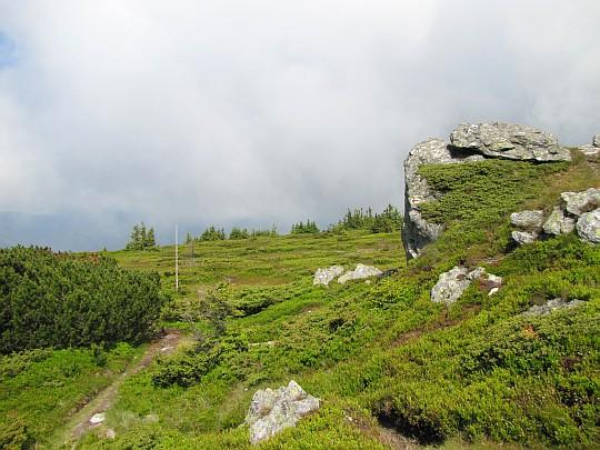 Wielka Wapiennica (słow. Veľká Vápenica).