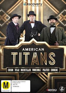 American Titans - Αμερικανοι Τιτανες Δειτε Σειρες Ντοκιμαντερ