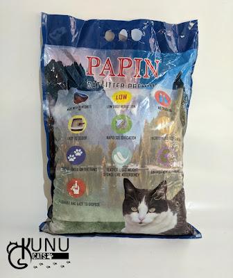 Merk Pasir Kucing Gumpal Berkualitas
