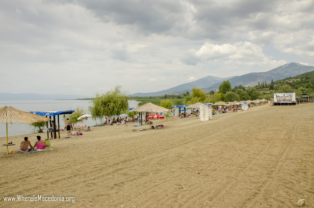Prespa Lake - Macedonia - Dolno Dupeni Beach