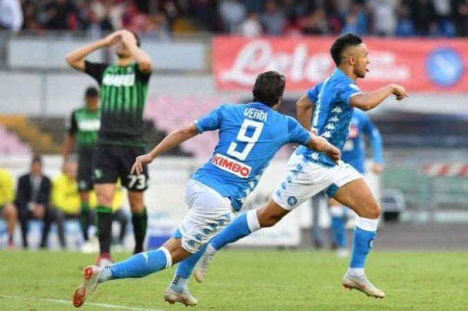 مشاهدة مباراة نابولي وساسولو بث مباشر اليوم 22-12-2019 في الدوري الايطالي