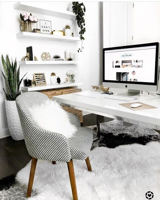 Come creare un home office in stile hygge