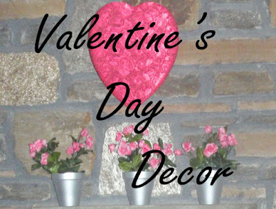 Valentine's Day Decorating Ideas and Valentine's Lipsticks