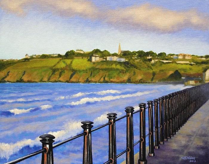 Современные художники Ирландии. John Nolan 9