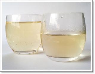 receitas para fazer Simple Syrup