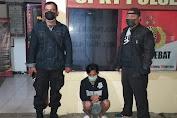 Tikang Orang di Raringis kong mati Tim Resmob Polres Minahasa langsung loku tu Pelaku