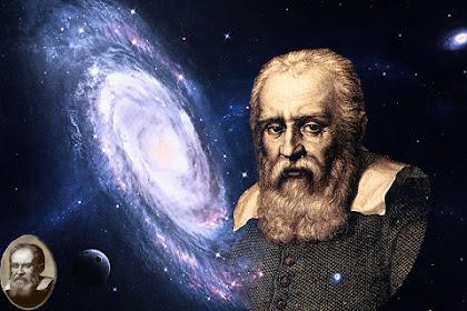GALILEO GALILEI : ILMUWAN YANG DIKUCILKAN GEREJA