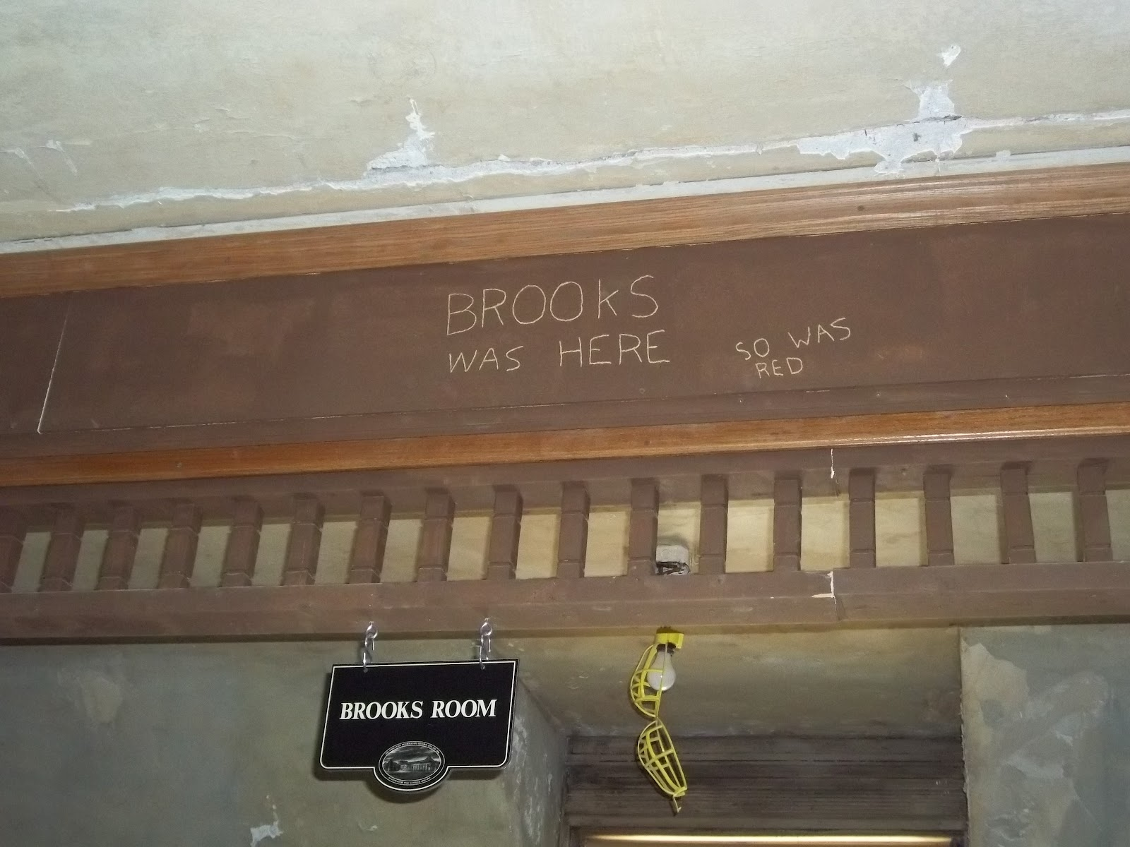 brooks was here