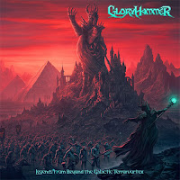 "Το βίντεο των Gloryhammer για το ""The Land of Unicorns"" από το album ""Legends from Beyond the Galactic Terrorvortex"""