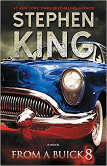 From a Buick 8 - Horror Books - Stephen King