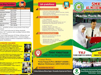 Download Contoh Brosur PPDB.cdr