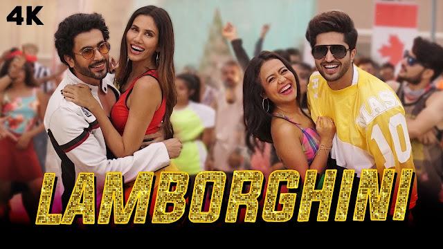 लम्बोर्घिनी Lamborghini lyrics in hindi – Jai Mummy Di