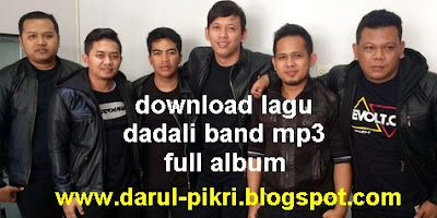 download lagu dadali band mp3 full album