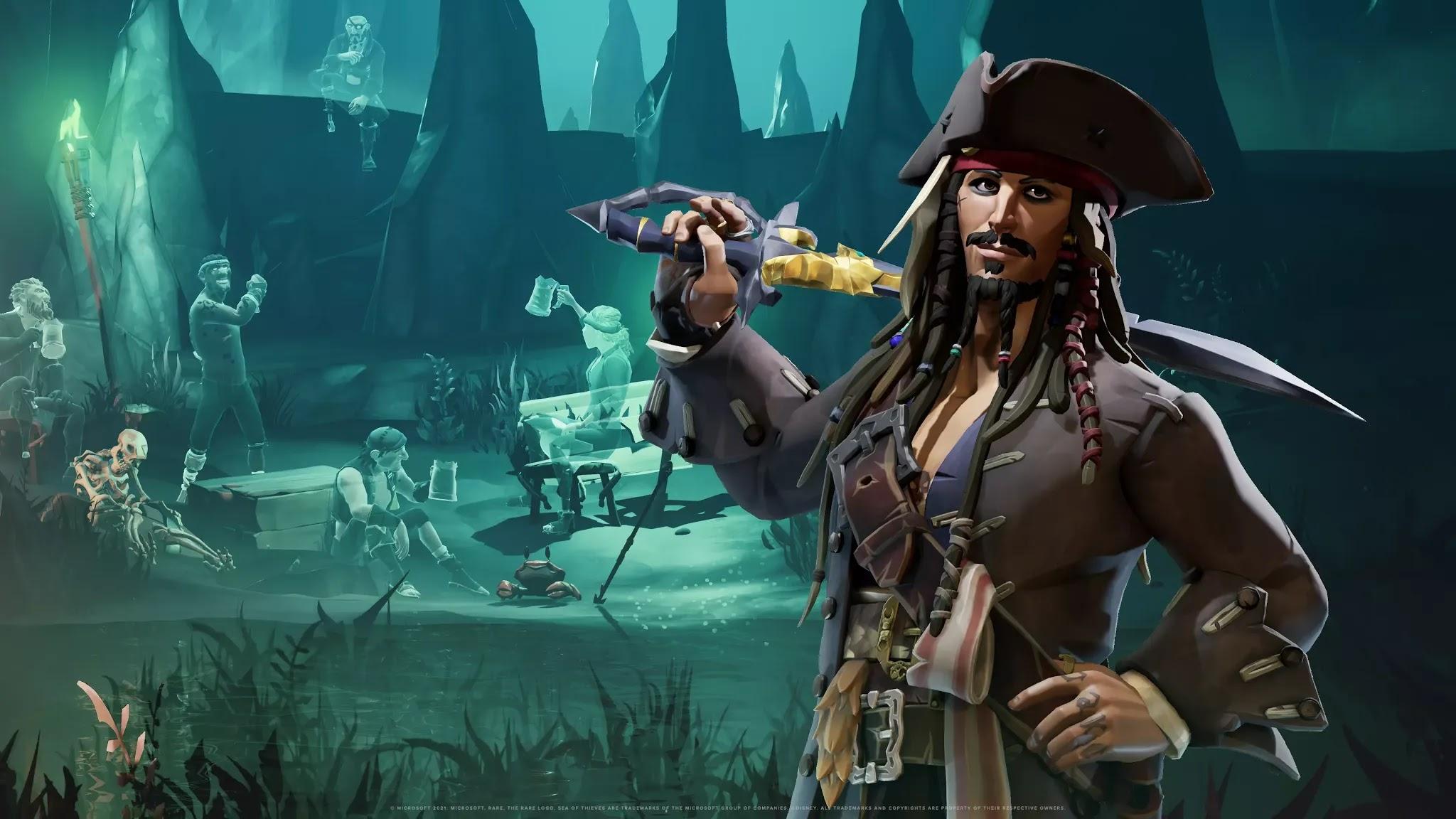 Xbox & Bethesda Games Showcase 2021 - Sea of Thieves