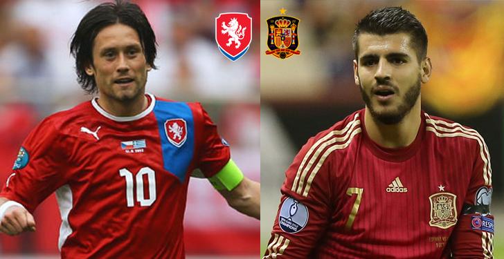 Prediksi Euro 2016 Spanyol Vs Republik Ceko Skor Skuad 135 Juni 2016