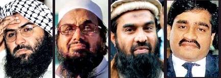 Twenty22-India on the move: Azhar, Saeed, Dawood, Lakhvi are