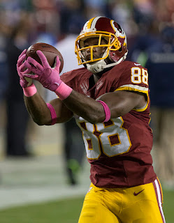 Pierre Garcon Redskins Fantasy Football