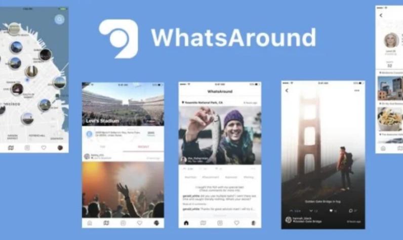 aplikasi penghasil uang WhatsAround