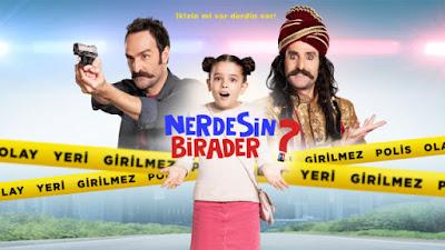 مسلسل أين أنت يأخي Nerdesin Birader