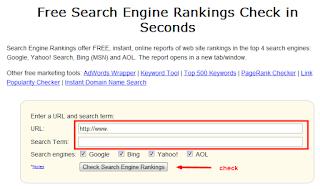 SERP Checker, SERP Rangking, Software SERP Rank Checker Download