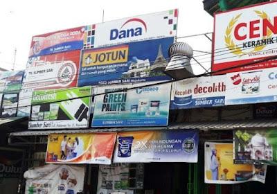 toko bangunan terdekat Mojokerto kota