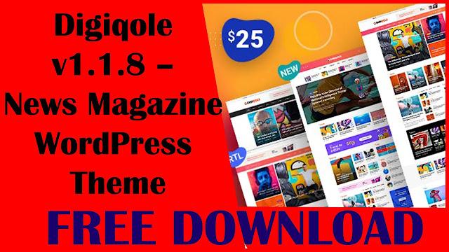 Digiqole-v1.1.8-News-Magazine-WordPress-Theme