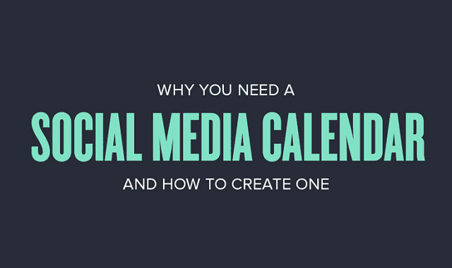 Why You Need a Social Media Calender And How To Create One