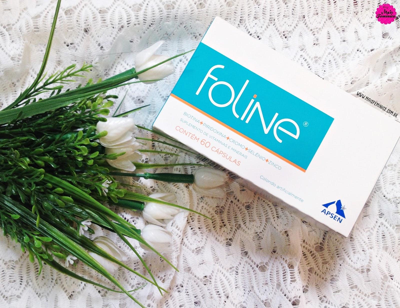 Foline - Suplemento de vitaminas e minerais