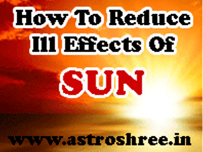 malefic sun solutions in astrology