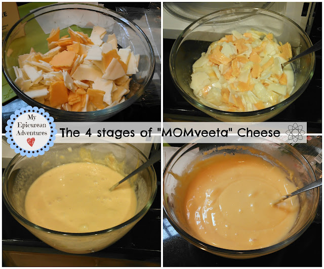 Homemade Velveeta Cheese (aka MOMveeta)