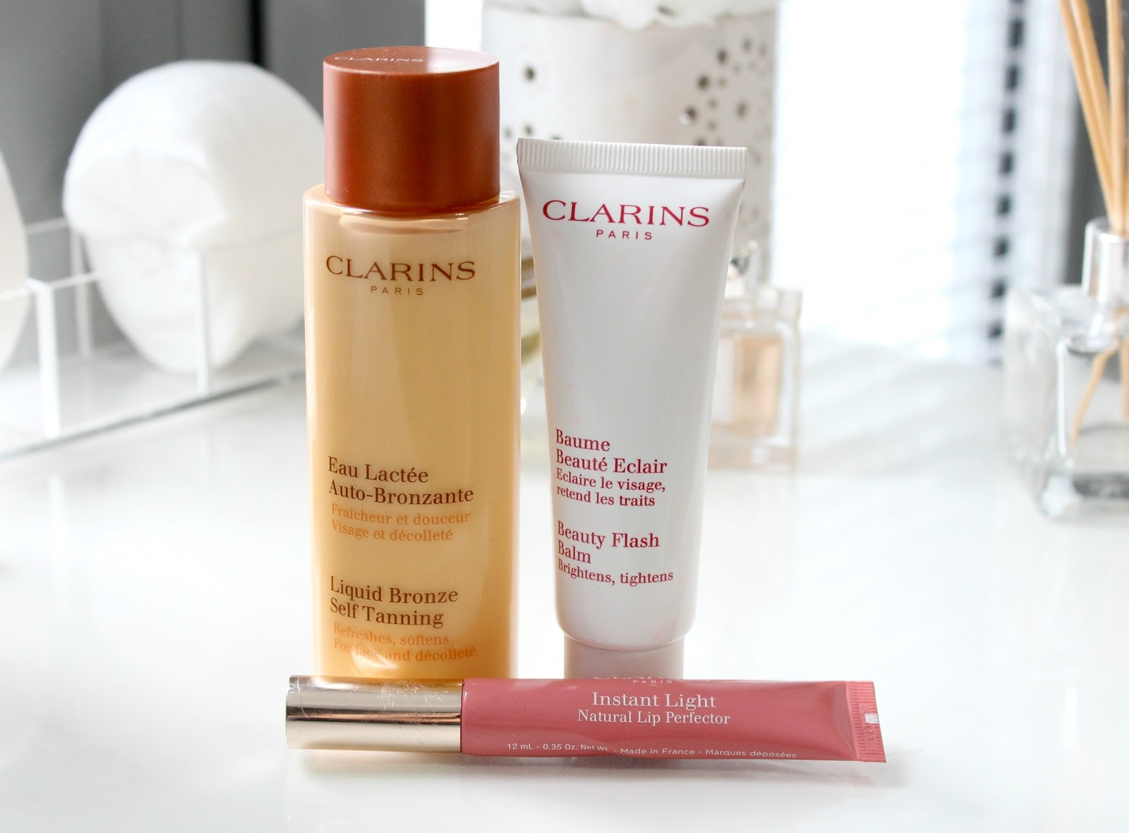 Cult Clarins Products Couture Girl