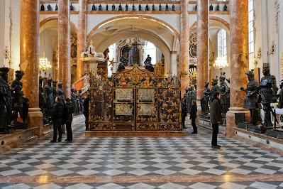Imperial Court Church in Innsbruck