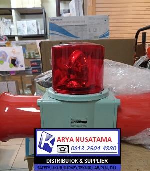 SHD2LR Lampu Siren 5 Suara 220V-24V