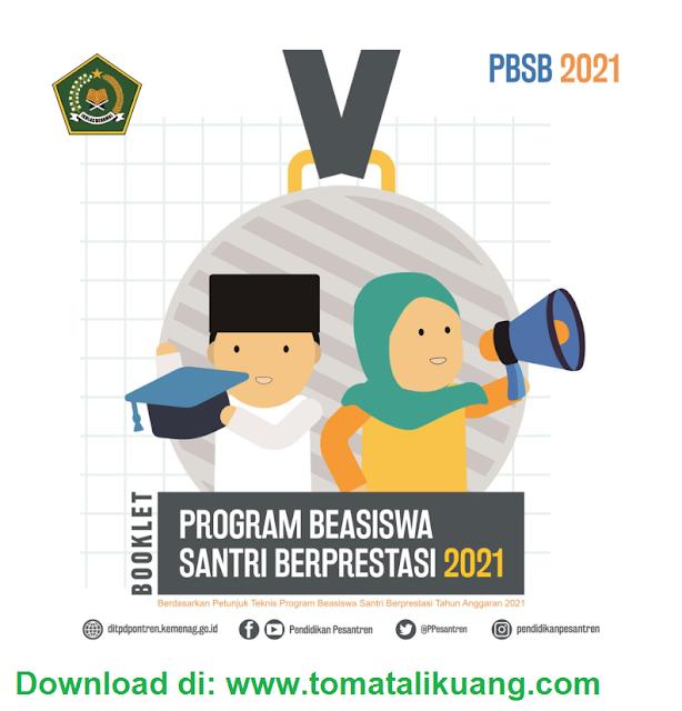 jadwal syarat pendaftaran program  beasiswa snatri berprestasi tahun 2021 kemenag tomatalikuang.com