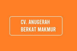 CV. Anugerah Berkat Makmur