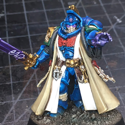 40K Blades of Vengeance Librarian