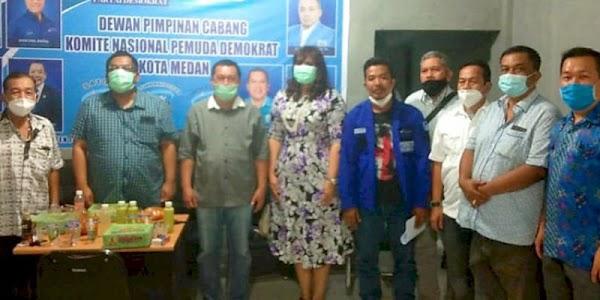 KNPD Sumut: AHY Sosok Satria Piningit Indonesia