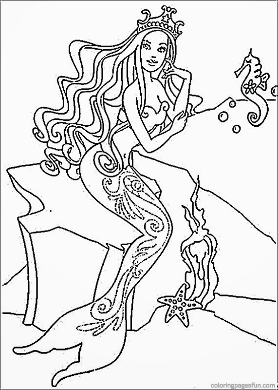 Barbie free printable coloring pages coloring.filminspector.com